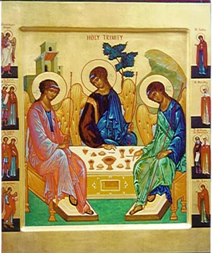 Russian icons:Our iconographer